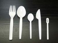 Műanyag evőeszköz