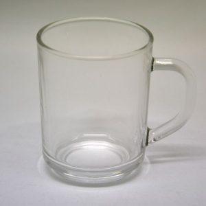 0,22 cl bögre üveg