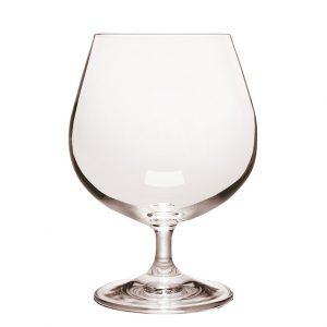 Gala (Gála) konyak kehely 400 ml Üveg pohár