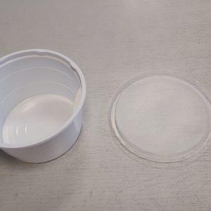 Műanyag Gulyástál