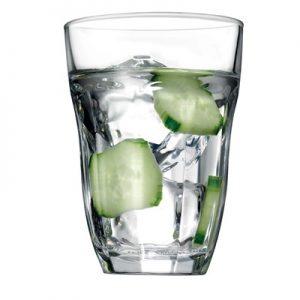 Baroque vizes pohár 230 ml Akció cikkszám: 601108 csomagolási egység: 12 db/doboz